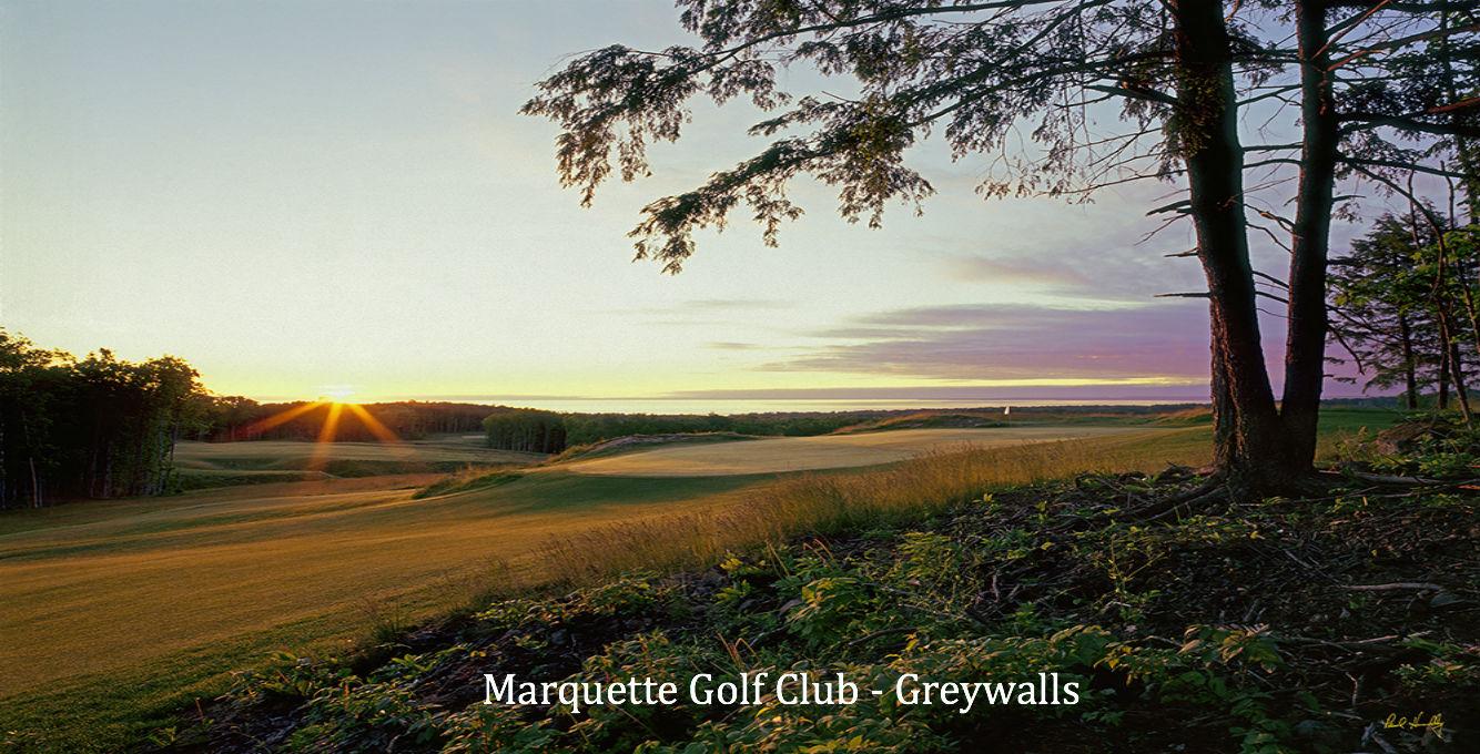 Marquette Golf Club - Greywalls